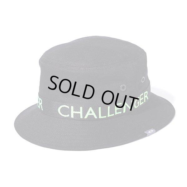 画像1: 再入荷 CHALLENGER [チャレンジャー] ORIGINAL JACQUARD TAPE HAT オリジナルジャカードテープハット CLG-AC 019-022 (1)