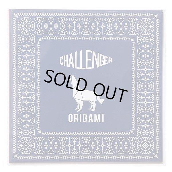 画像1: CHALLENGER [チャレンジャー] ORIGINAL ORIGAMI オリジナル折り紙 CLG-AC 020-029 (1)